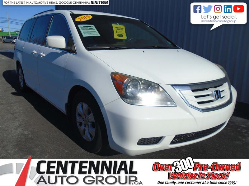 2010 Honda Odyssey SE | Rear Seat Entertainment #U809A