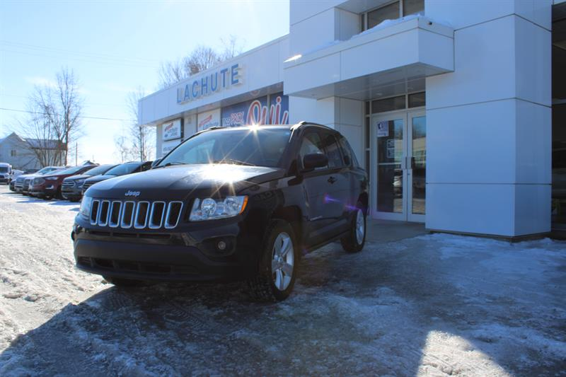 Jeep Compass 2011 4WD 4dr #UL0076