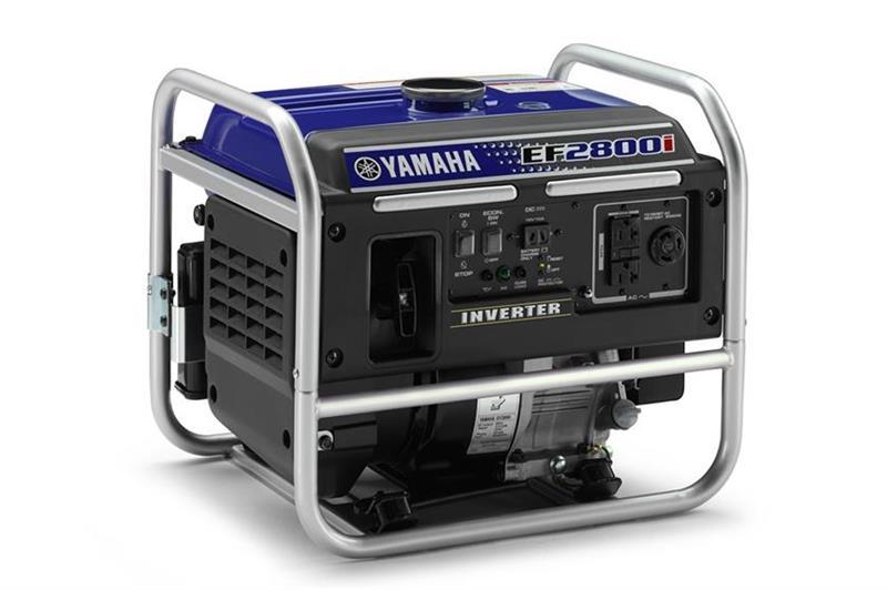Yamaha Génératrice EF2800I 2018