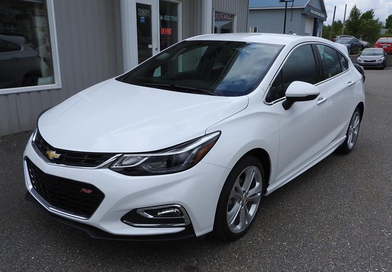 Chevrolet Cruze 2017 Premier RS package #1802