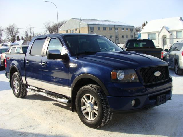 2007 Ford F-150 4WD SuperCrew 150'' WB F X 4 #1669