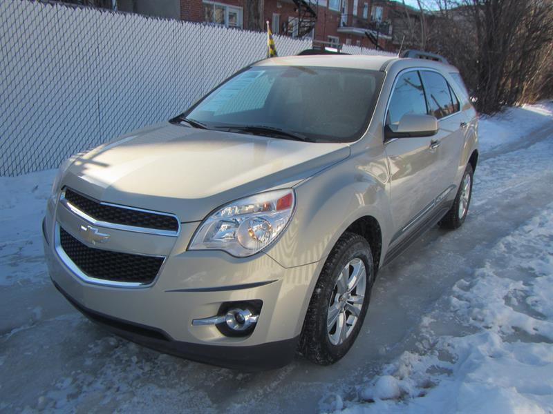 Chevrolet Equinox 2011  1LT/ UNE BEAUTE*  $49 SEMAINE #2185 NO ACCIDENT