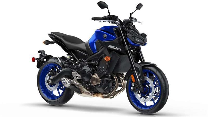 Yamaha MT09,ABS 2019