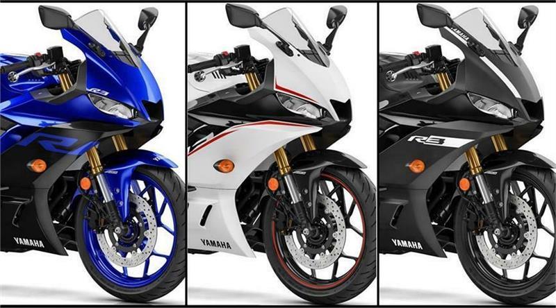 Yamaha YZF R3,ABS 2019