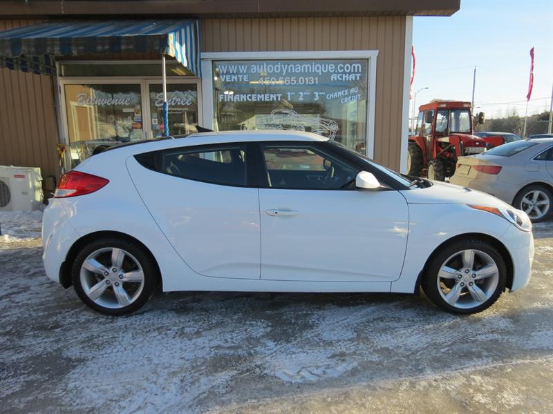 Hyundai Veloster 2014 3dr Cpe #4306