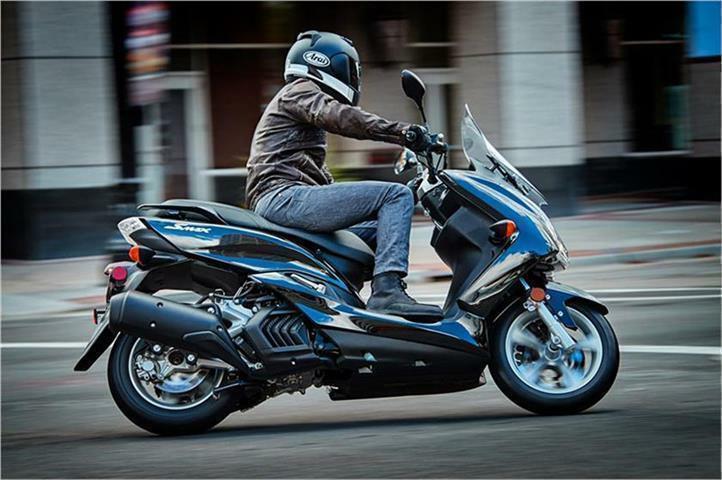 Yamaha SMAX 155 2019