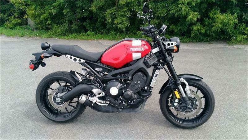 Yamaha XSR-900,ABS 2018 HERITAGE 900