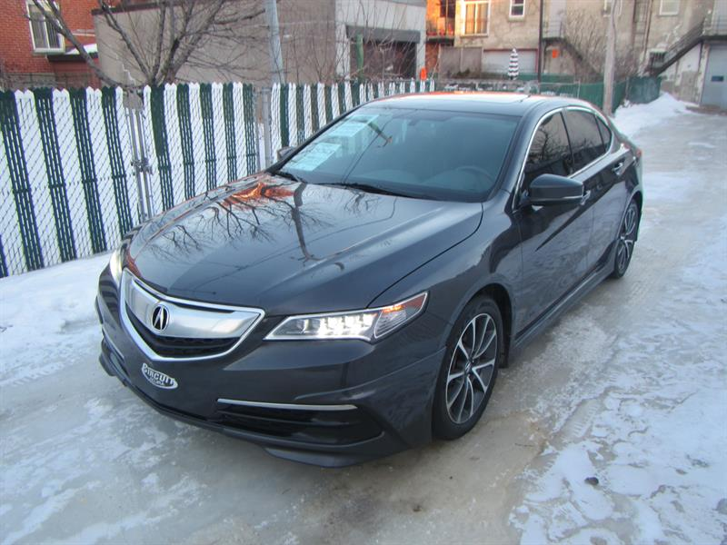 Acura TLX 2015 /4WD/ *TRÈS PROPRE* SUNROOF* $59 SEMAINE #1954