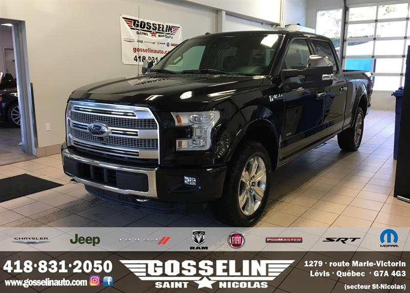 Ford F-150 2016 Platinum SuperCrew  #D4626A