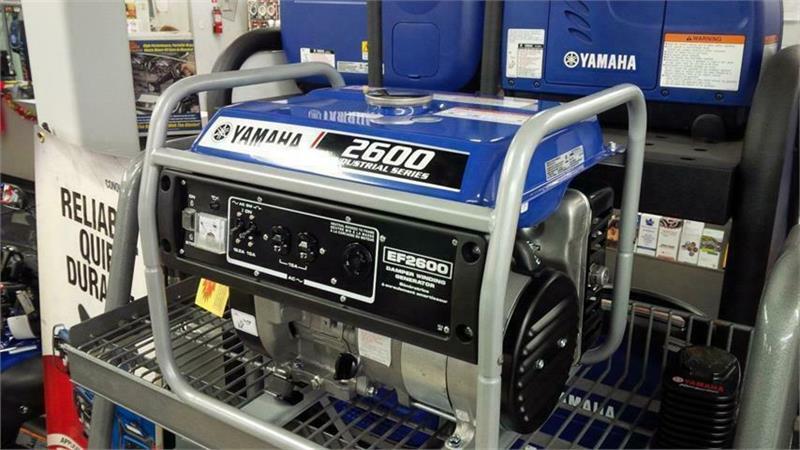 Yamaha EF 2600 2018 GENERATRICE 2600 WATTS