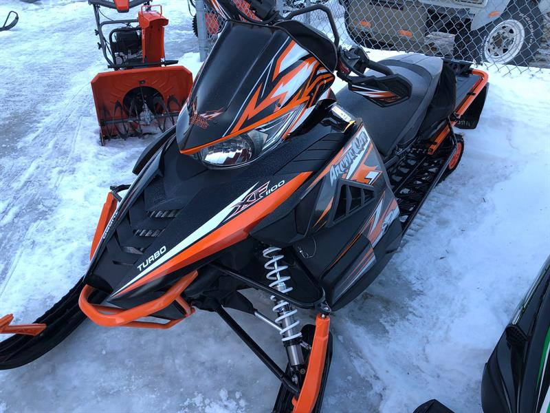 2013 Arctic Cat XF 1100  TURBO STAGE 3