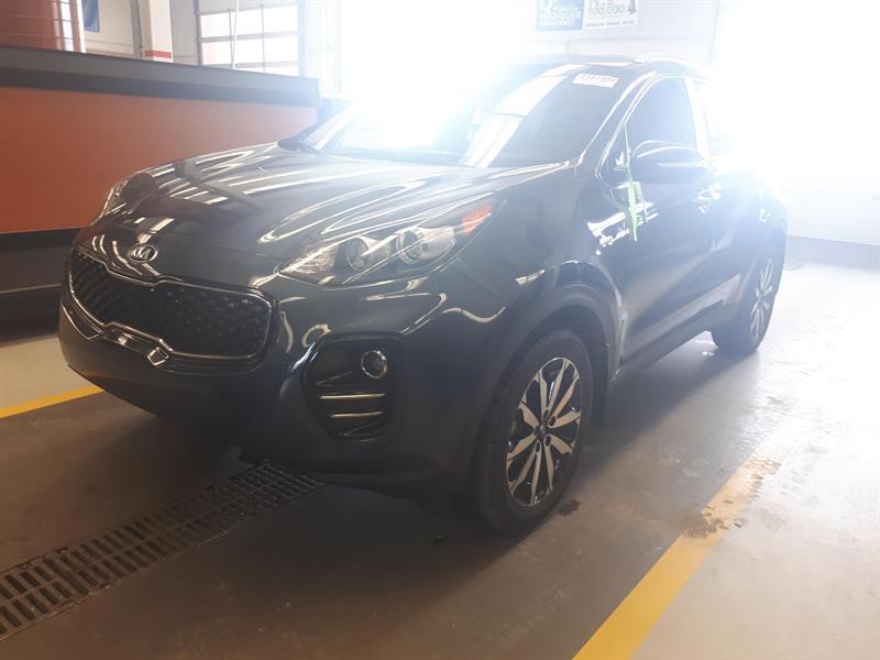 Kia Sportage 2019 EX AWD #4874