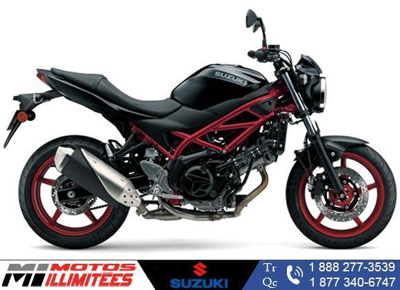 differently 474ed deb84 2018 SuzukiSV650 ABS 1 KM 6,987