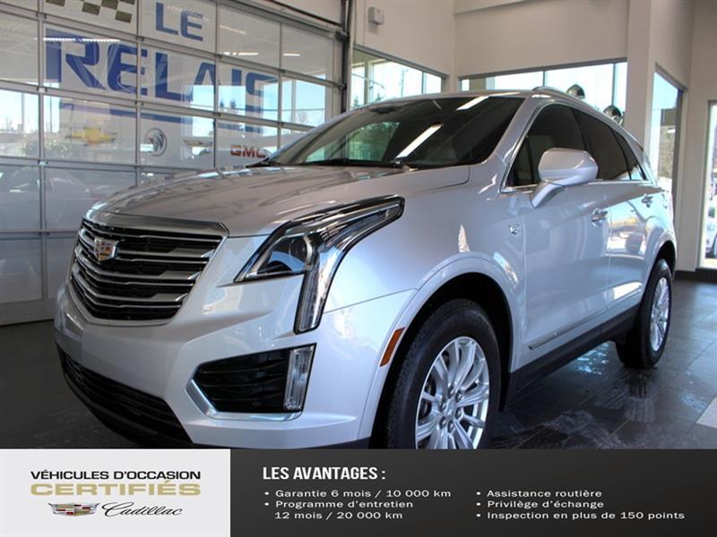 Cadillac XT5 2017 FWD #92002