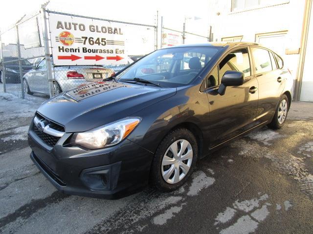 Subaru Impreza 2012 5dr HB CVT 2.0i,AWD,AUTOMATIQUE,TOUTE ÉQUIPÉE #19-160