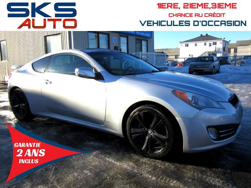 Hyundai Genesis Coupe 2010 (GARANTIE 2 ANS INCLUS) VEHICULE D'OCCASION #SKS-4304-3