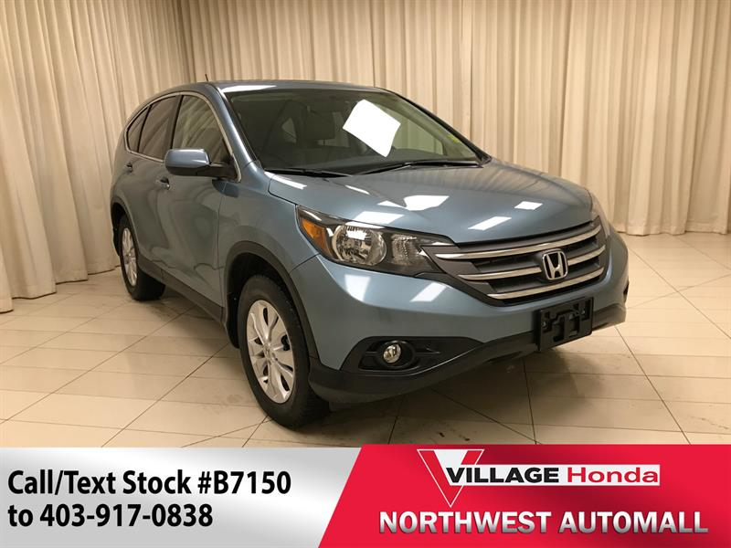 2014 Honda CR-V EX - AWD/Sunroof/H Seats  #B7150
