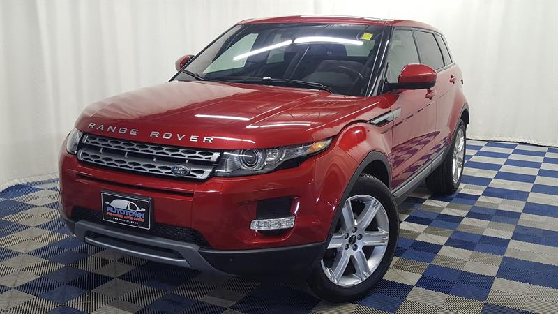 2014 Land Rover Range Rover Evoque Pure Plus/LOCAL VEHICLE!! PANO MOONROOF AND MORE! #LUX14LR52457