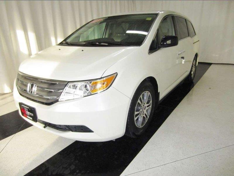 2013 Honda Odyssey EX, DVD, POWER SLIDING DOORS, BACK UP CAMERA #19SR824A