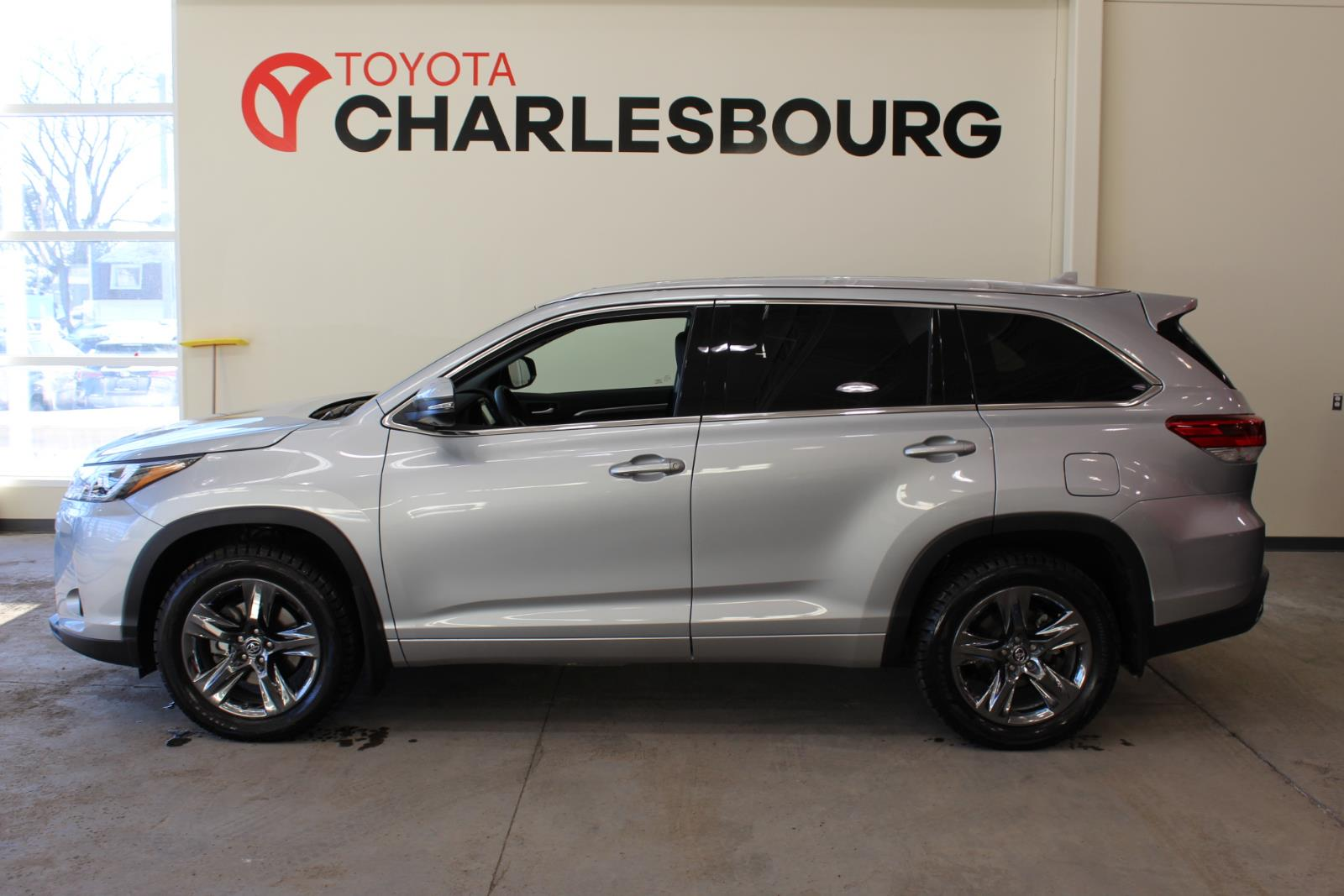 Toyota Highlander 2019 AWD Limited #5691-19
