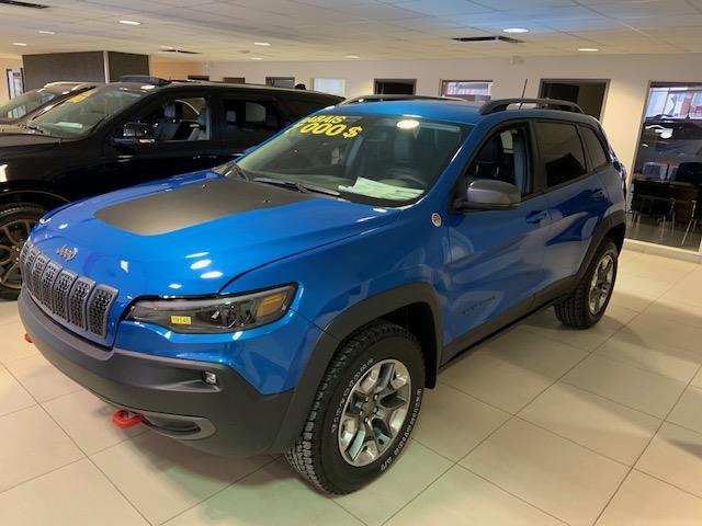Jeep Cherokee 2019 Trailhawk 4x4 2.0L TURBO #C19145