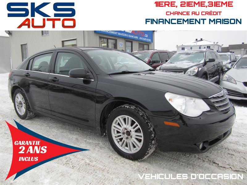 2009 Chrysler Sebring 8 PNEUS (GARANTIE 2 ANS INCLUS)  #SKS-4301-