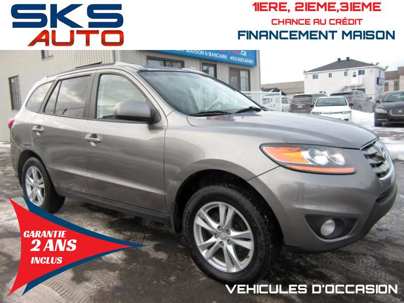 Hyundai Santa Fe 2011 AWD (GARANTIE 2 ANS INCLUS) FINANCEMENT MAISON #SKS-4295-1