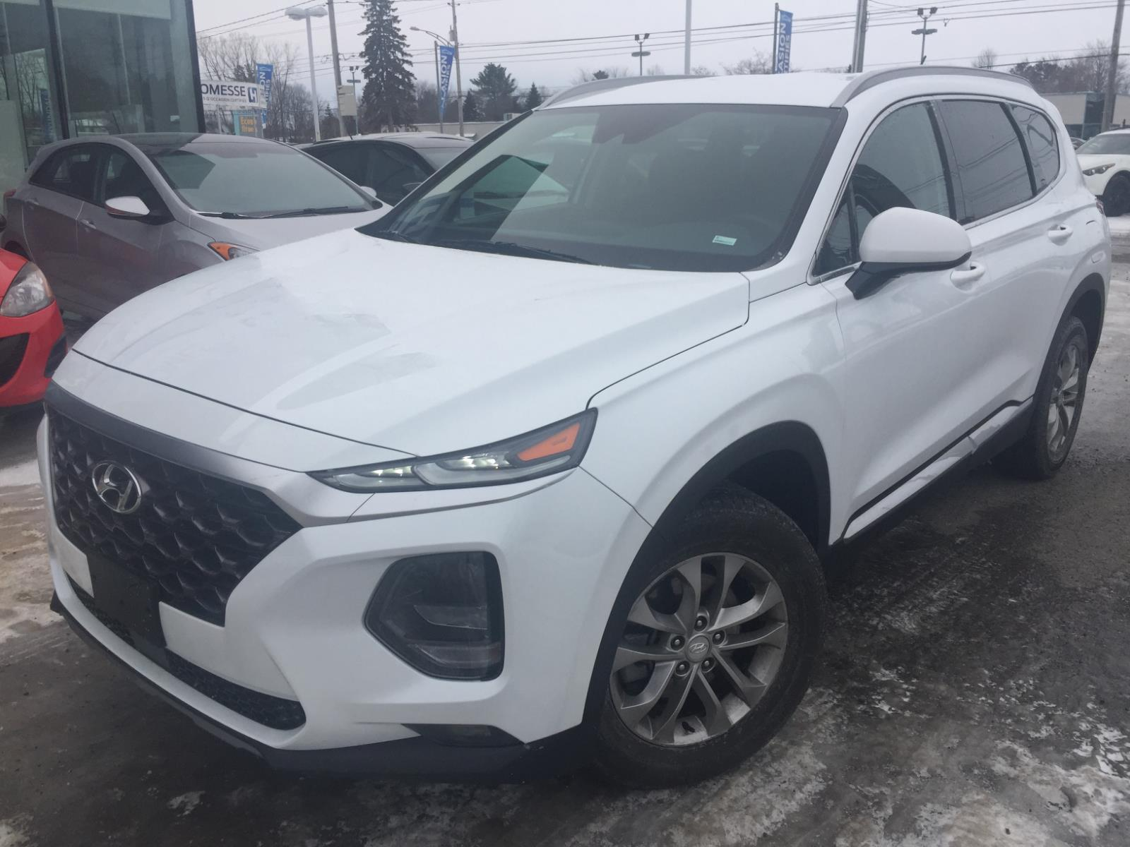 Hyundai Santa Fe 2019 2.4L Essential AWD W-Safety #L-0131