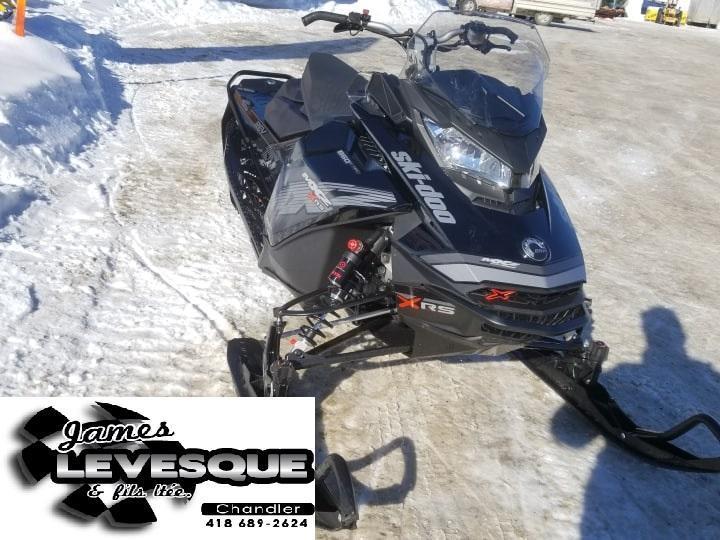 Ski-Doo MXZ 850 2018