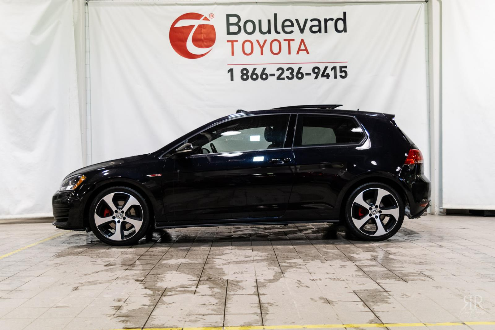 Volkswagen Golf Gti 2015 * AUTOMATIQUE *  #83683B
