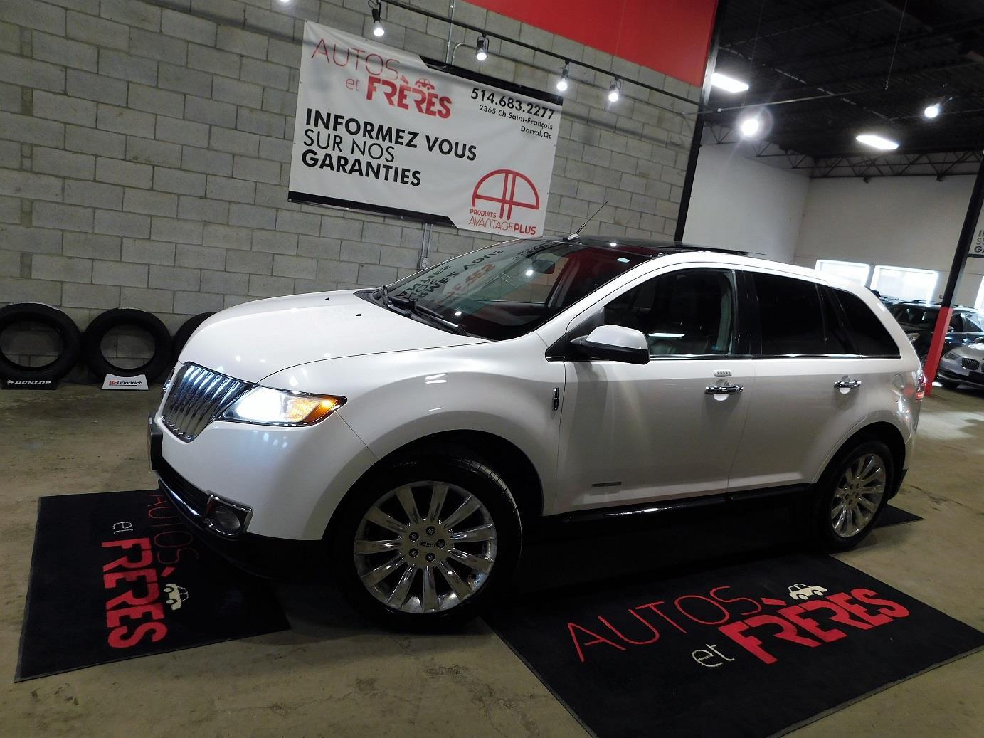 Lincoln MKX 2011 AWD Premium #2667
