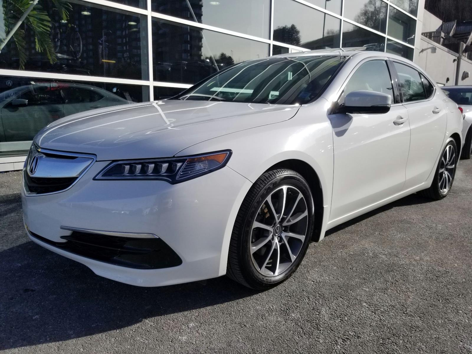 2015 Acura TLX Technology Package #91338D
