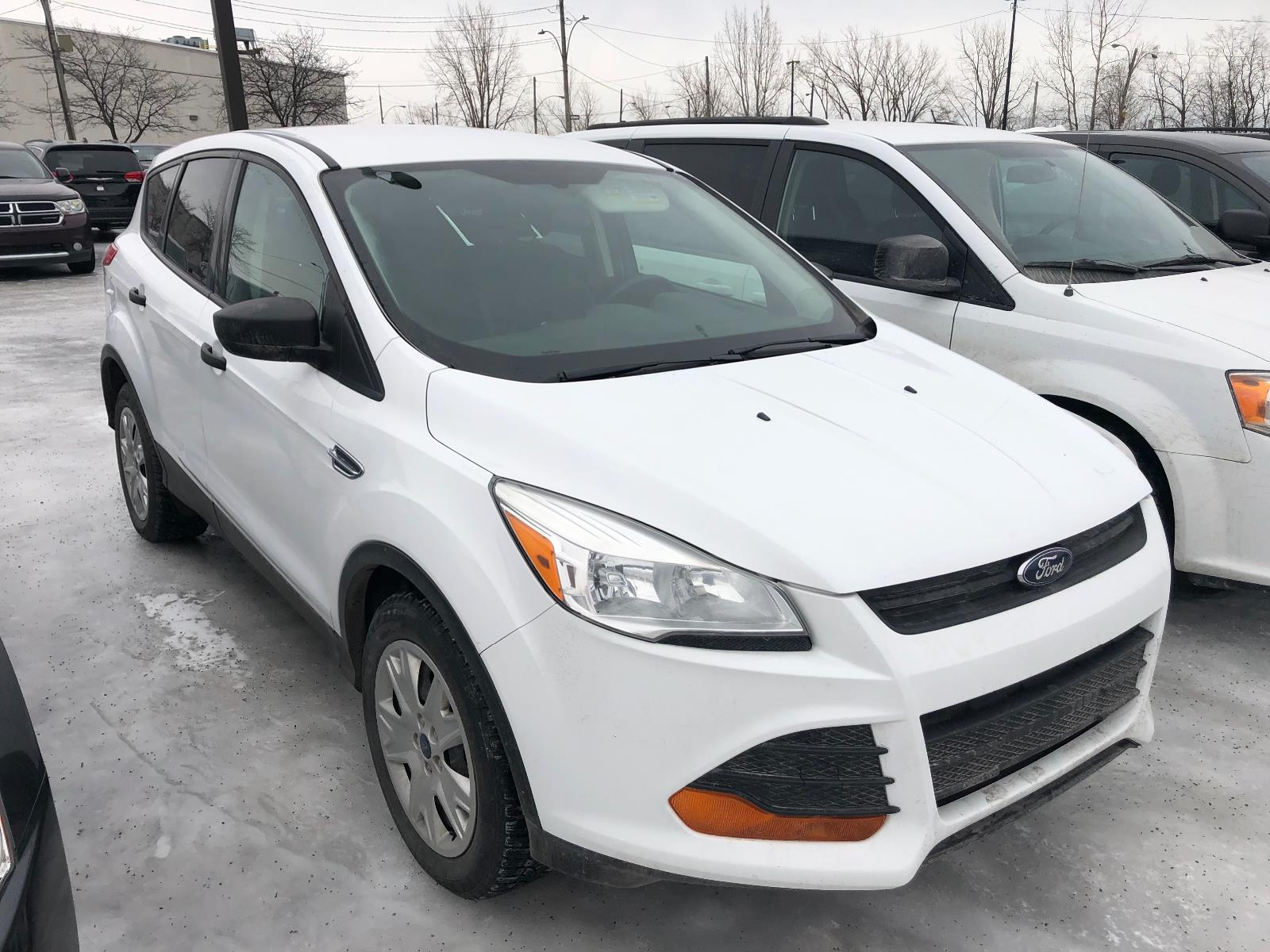 Ford Escape 2013 S+TRES BAS MILLAGES+A/C+GR.ELEC+WOW! #UD5108