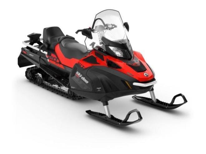 Ski-Doo SKANDIC WT 550 FAN 2019
