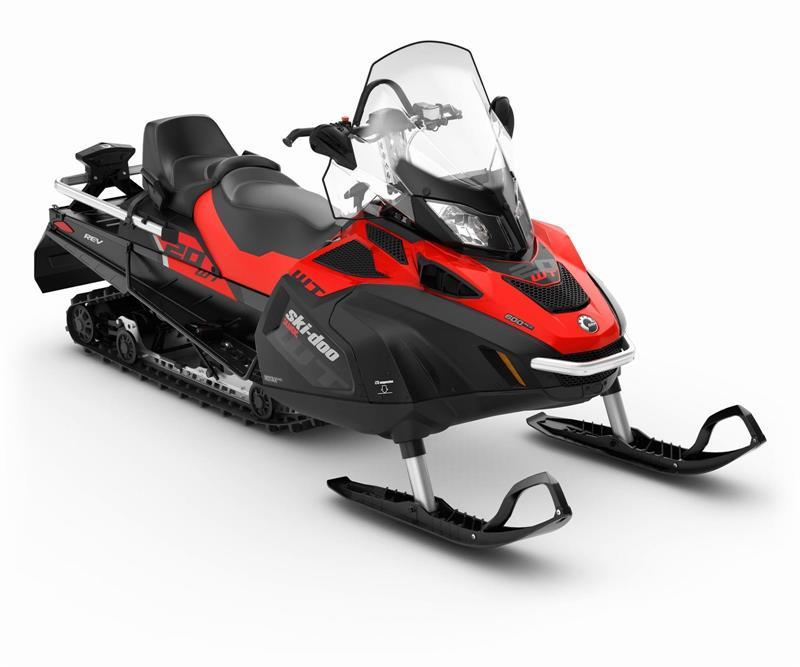 Ski-Doo SKANDIC WT 600 ACE 2019