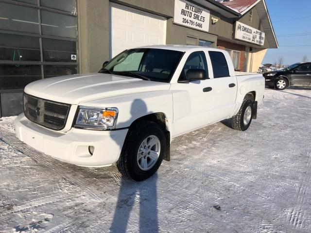 2008 Dodge Dakota 2WD Crew Cab SXT #2110