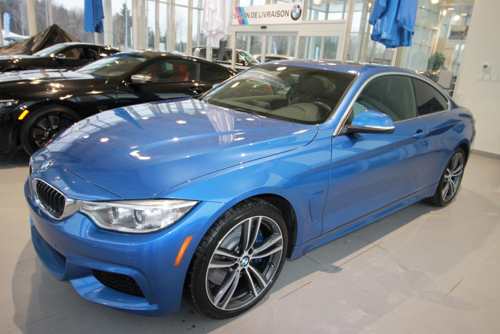 BMW 4 Series 2015 2dr Cpe 435i xDrive AWD #19-242A