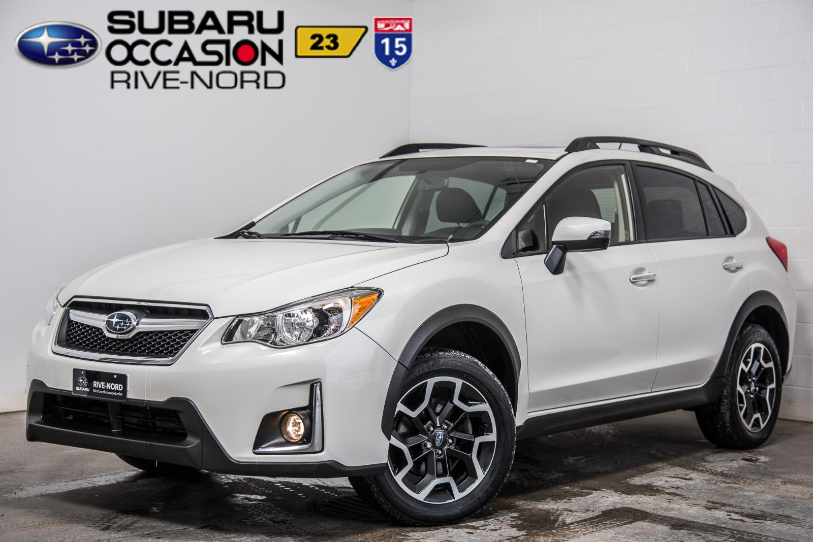 2016 Subaru Crosstrek Limited NAVI+CUIR+TOIT.OUVRANT #943679