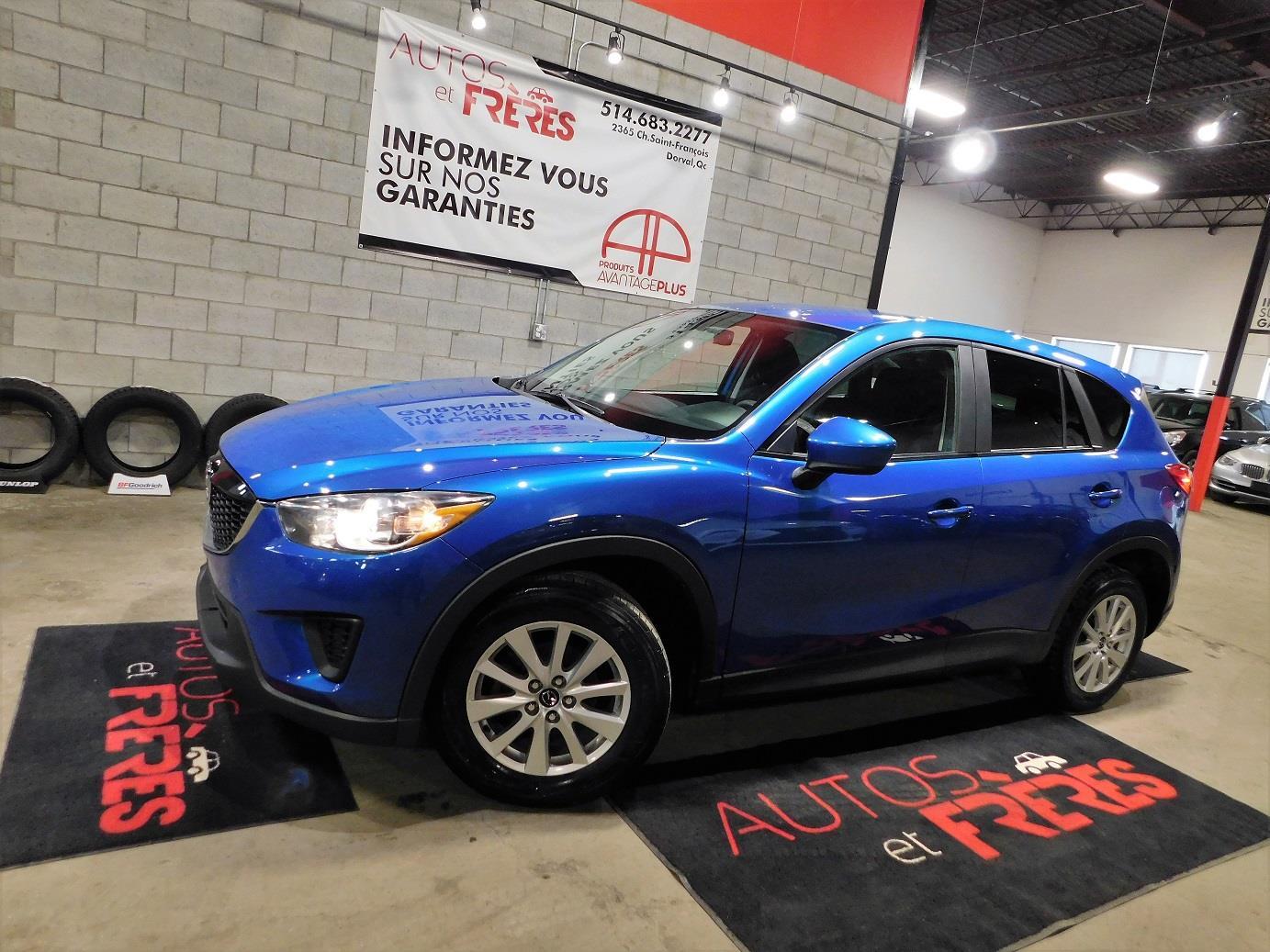 Mazda CX-5 2013 Skyactiv #2700