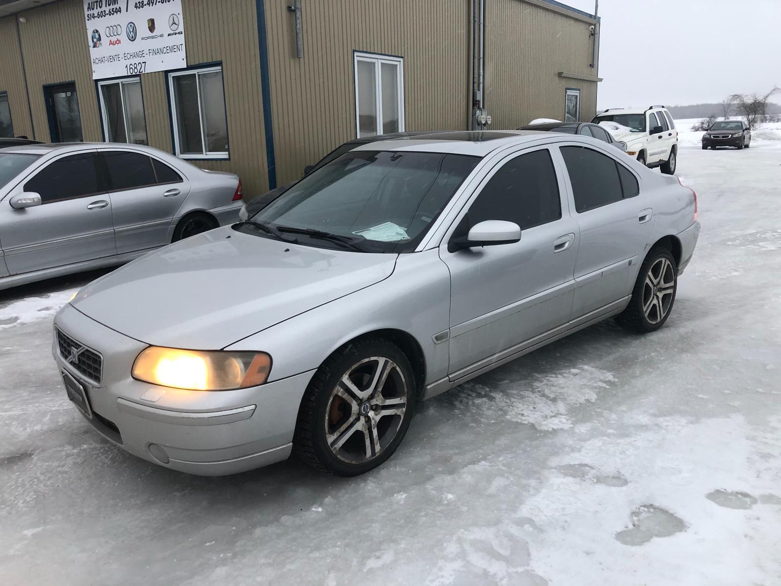 Volvo S60 2006 5146036544 2.5L Turbo Auto AWD Spec Ed