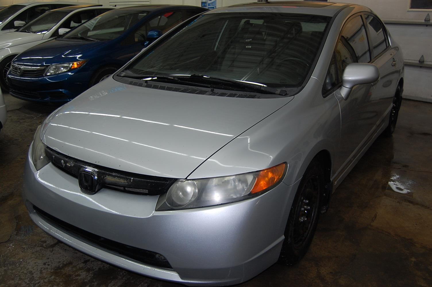 Honda Civic Sdn 2008 4dr Man EX-L