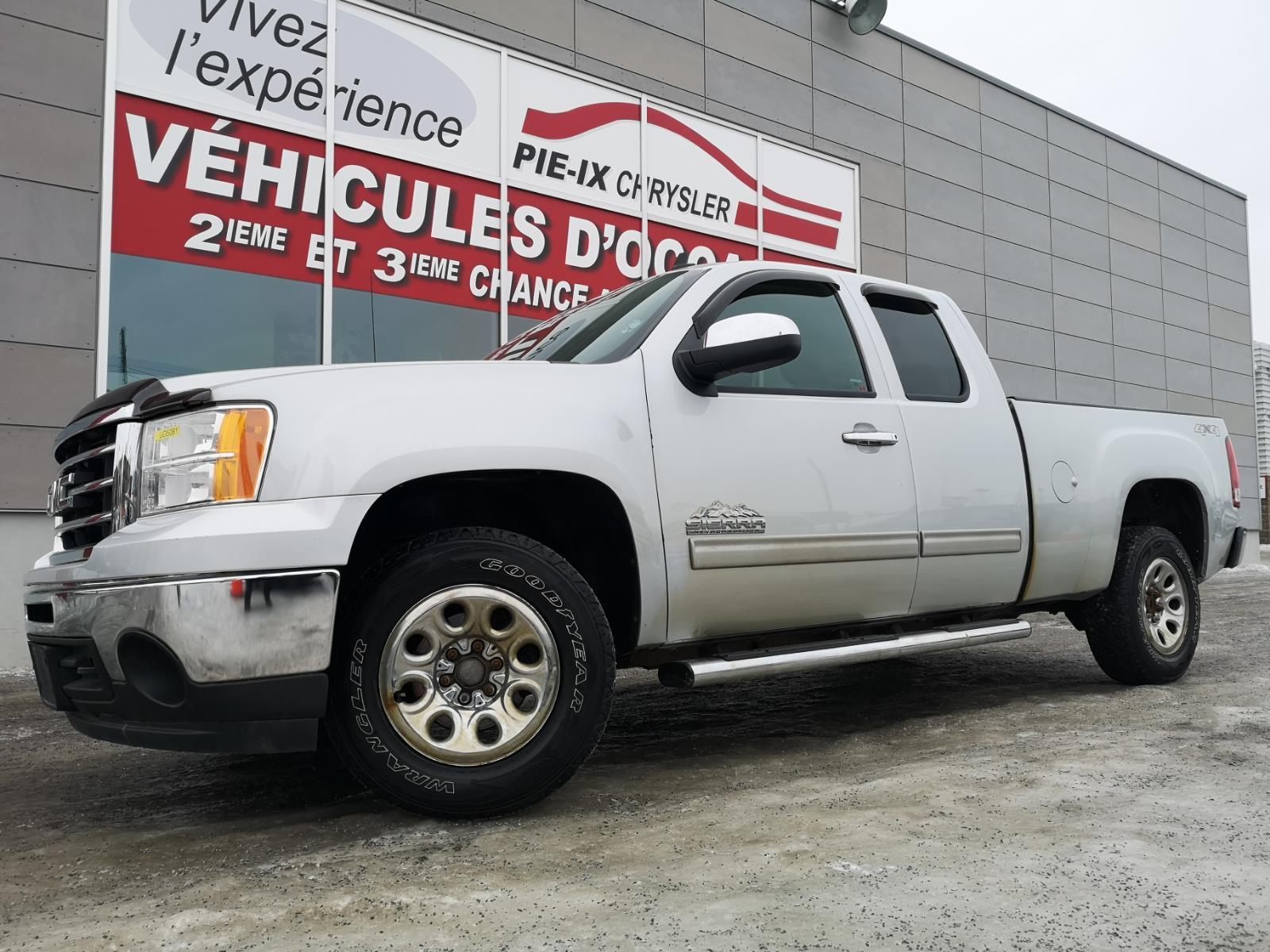 GMC Sierra 1500 2013 4WD +SL Nevada Edition+EXT CAB+WOW! #UD5061