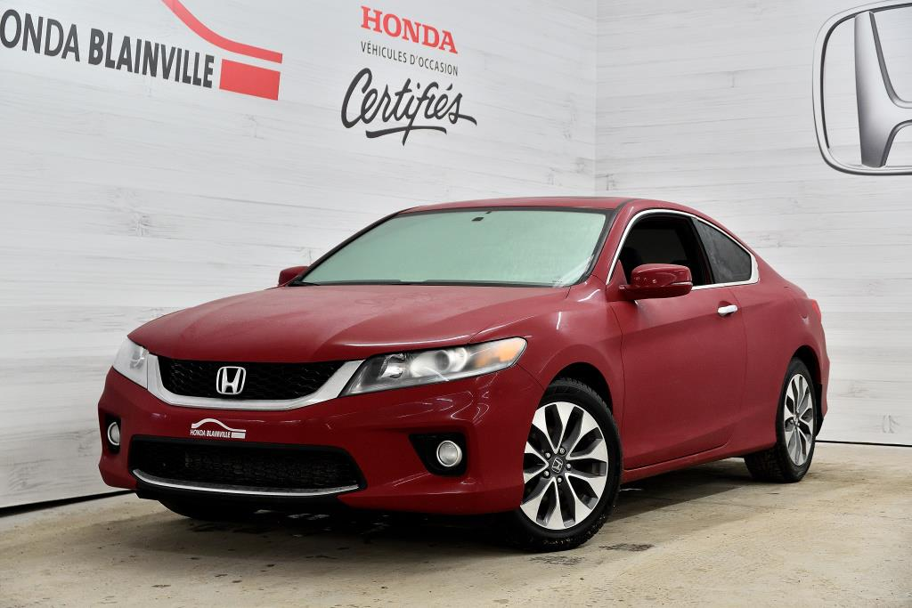 Honda Accord Coupe 2015 2 portes EX #U-1549