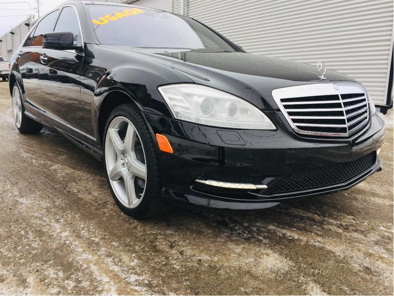 Mercedes-Benz S550 Plug-In Hybrid 2010 S550 4MATIC #14250A