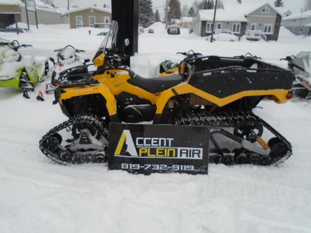 Can-am Outlander 6X6 1000 2015