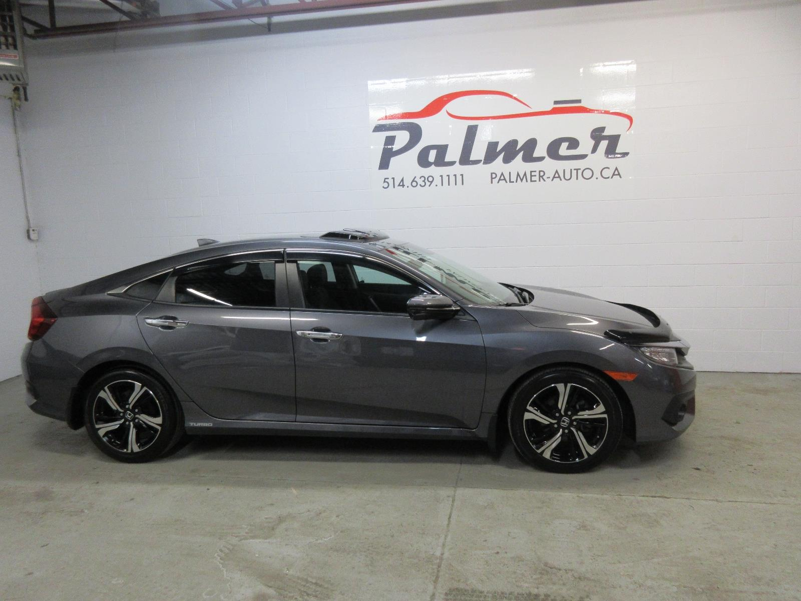 Honda Civic Sedan 2016 4dr CVT Touring #18531