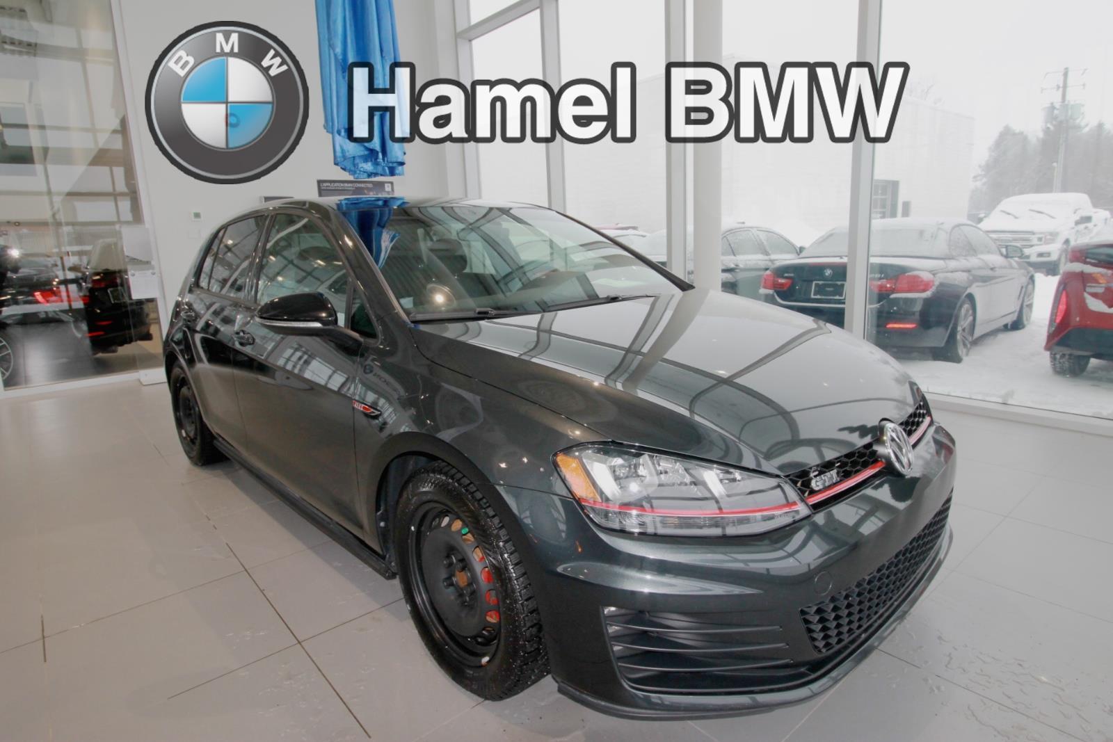 Volkswagen Golf Gti 2017 5dr HB Man Autobahn #u19-012