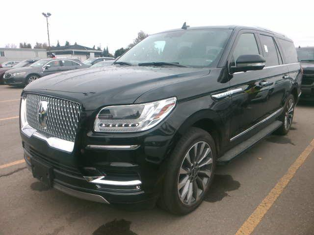 2018 Lincoln Navigator L SELECT  #a10408