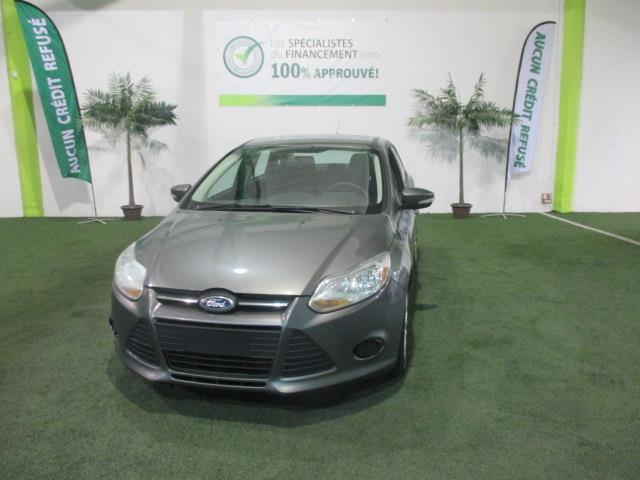 Ford Focus 2013 4dr Sdn SE #2549-01