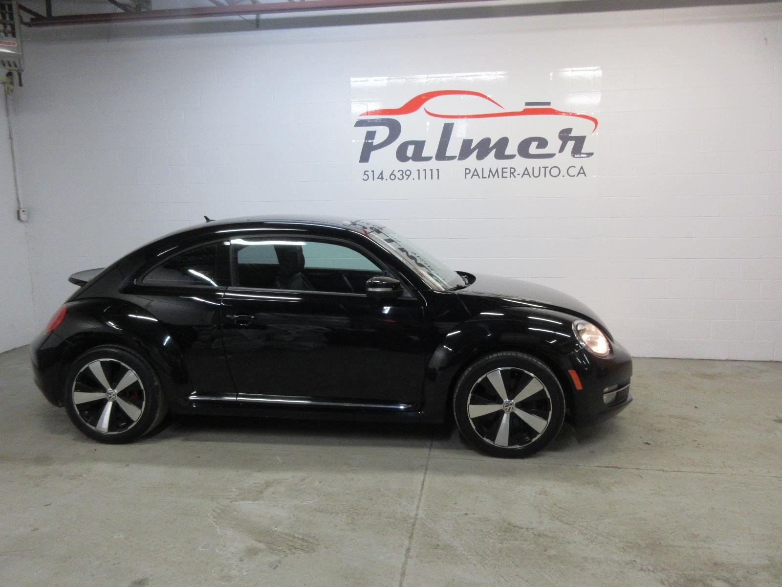 2012 Volkswagen Beetle 2dr Cpe Man 2.0T Turbo/fin48 mois/257.40 par mois #18532